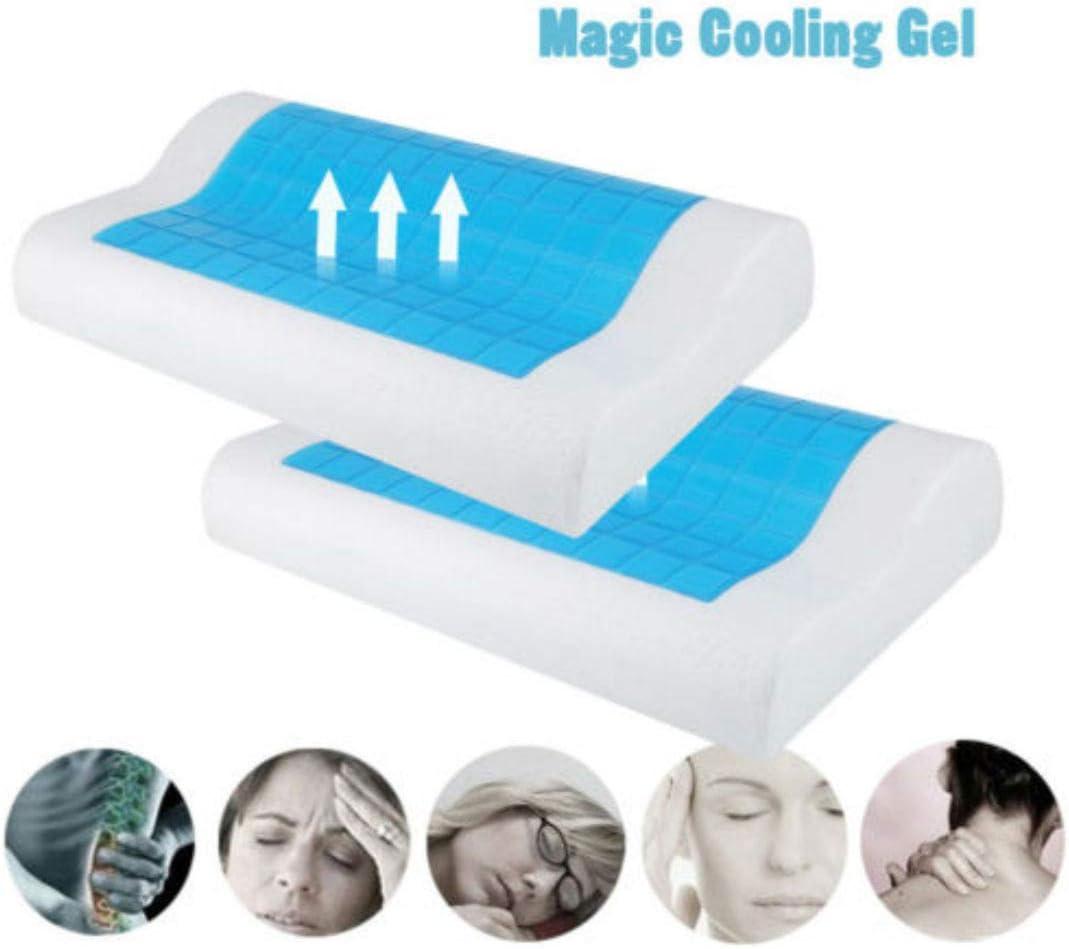Cooling Memory Foam Orthopaedic Pillow