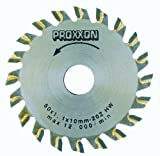 Proxxon 28017 2-Inch Carbide Tipped Blade for KS 115 20 Teeth
