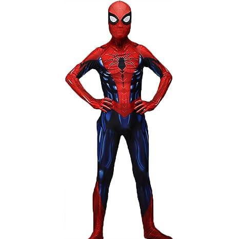 QWEASZER Spider-Man: Homecoming, Spiderman Costume Cosplay ...
