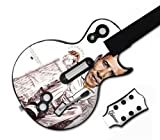 MusicSkins MS-UNDR10026 Guitar Hero Les Paul- Xbox 360 & PS3- Undrcrwn- All Men Can Now Be Equal Skin