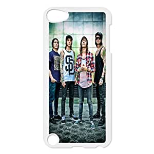 Pierce the Veil Hard Case FOR Ipod Touch 5 TPUKO-Q862175