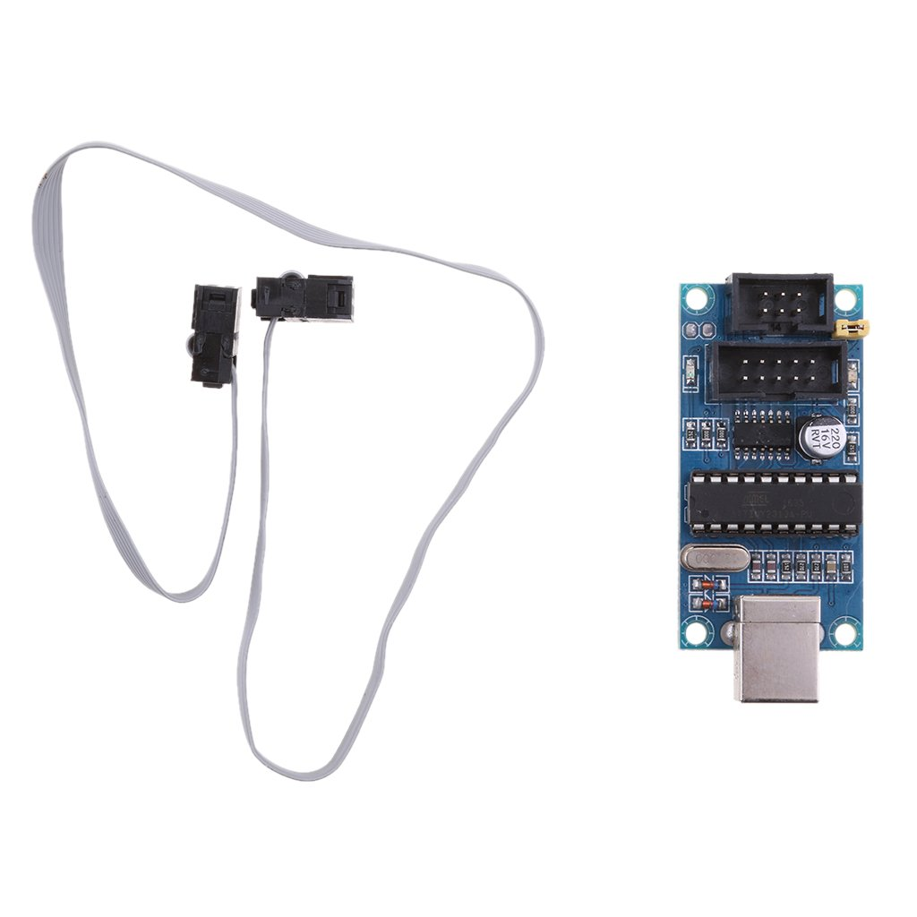 Dovewill USBtinyISP Programmer for USB Download Interface by Dovewill