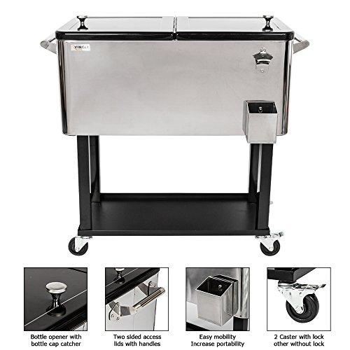 metal coleman cooler - 7