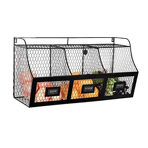 10 best wall baskets organizer kitchen for 2019
