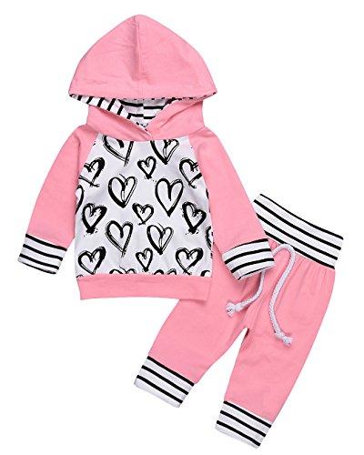 Pink Baby Sweatshirt - 2