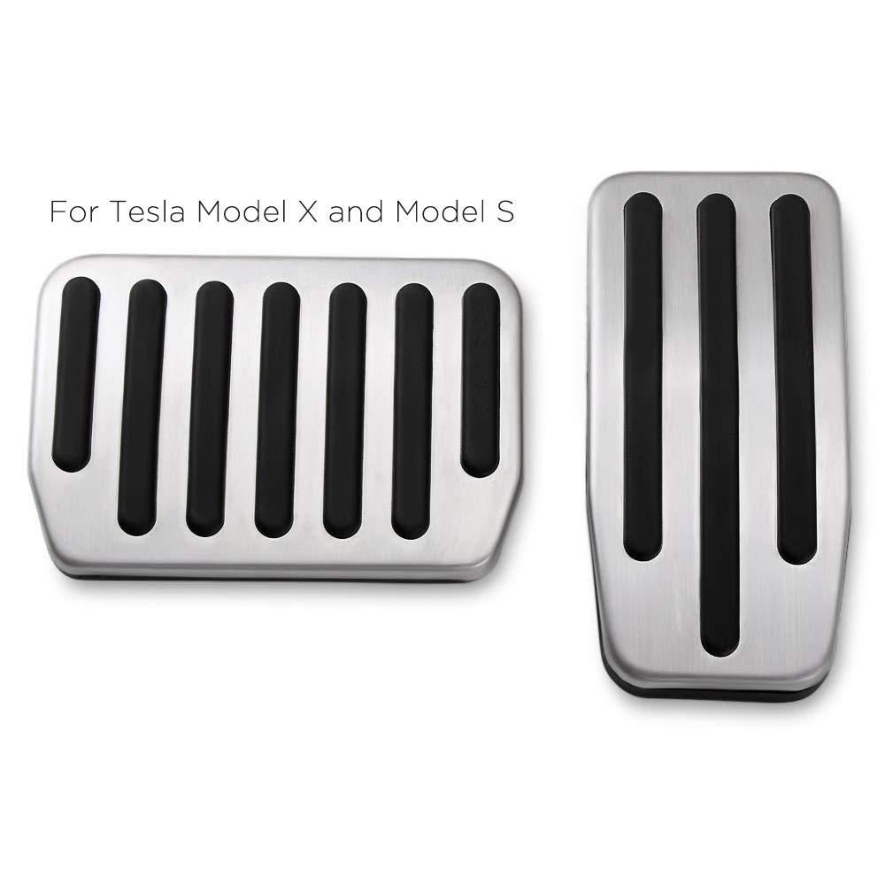RangerRider Model S X Non-Slip Foot Pedal Covers