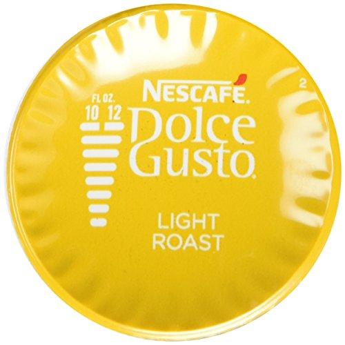 NESCAFÉ Dolce Gusto Coffee Capsules – Light Roast – 48 Single Serve Pods, (Makes 48 Cups)       48 Count