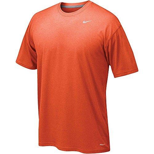 Nike Men's Legend Short Sleeve Tee, University Orange, ()