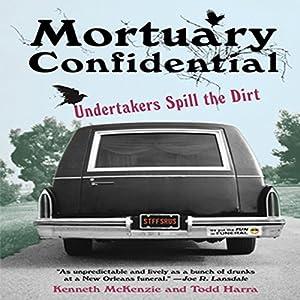 Mortuary Confidential Audiobook