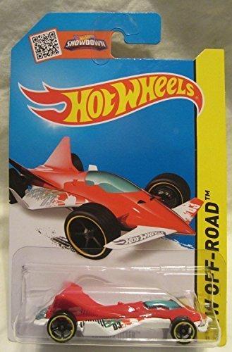 Hot Wheels, 2015 HW HW HW Off-Road, Cloud Cutter [ROT] Die-Cast Vehicle  91/250 by Mattel b89917