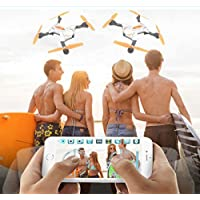 BDKJ New fouldable RC helicopter TK111 2.4G one key return headless mode HD camera WIFI real time remote control drone quadcopter