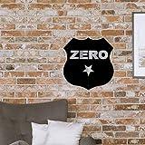 Zero Smashing Pumpkins, Trucker Cap Tin Sign Metal