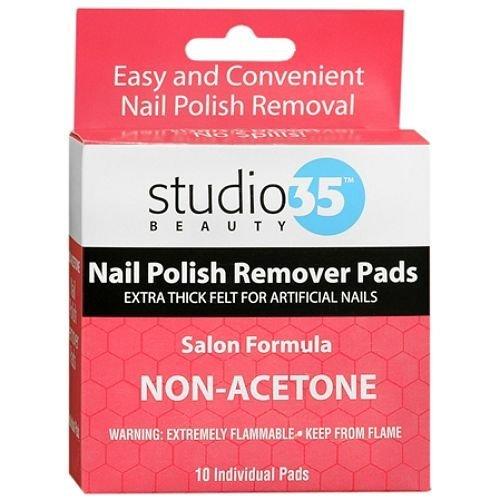 Triad Nail Polish Remover Pads Msds Nail Ftempo
