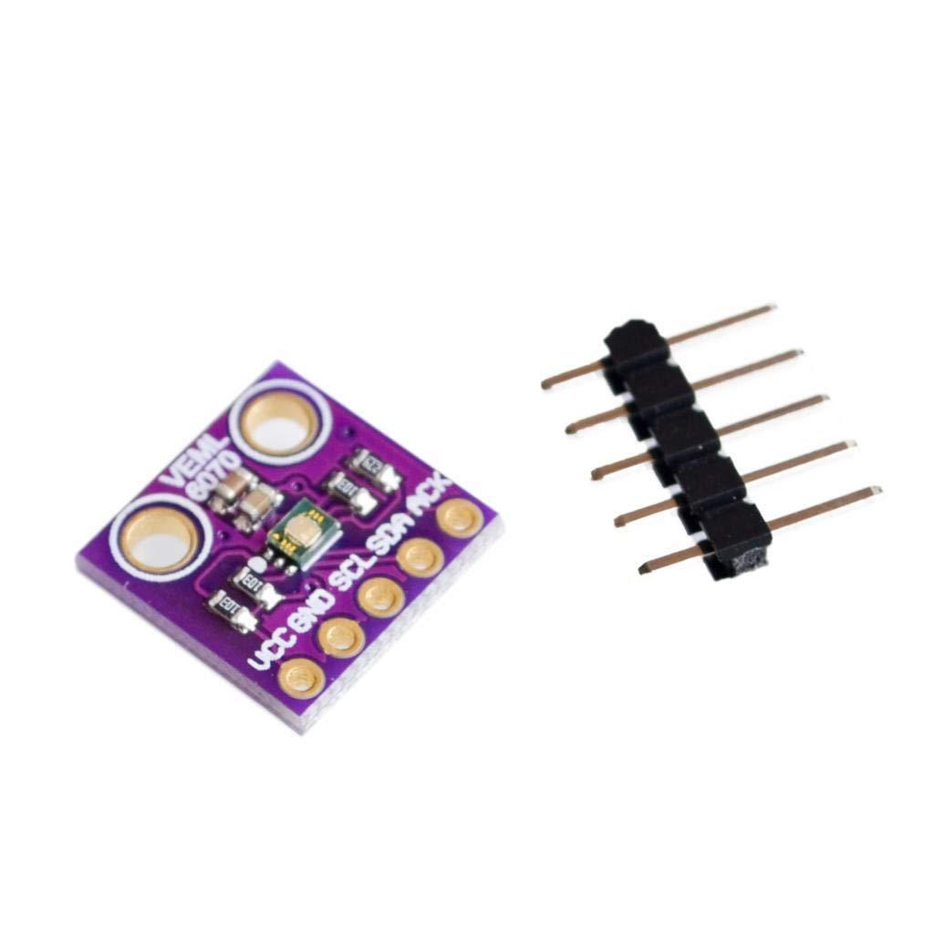 Sensor de luz ultravioleta VEML6070 GY-VEML6070
