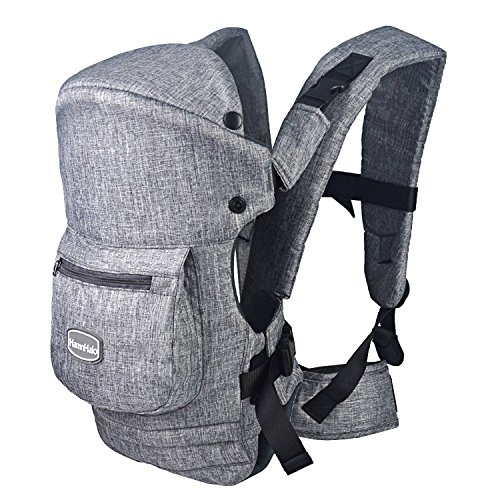HarnnHalo Multifunctional Baby Carriers 007 Gray Review