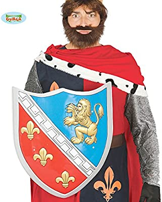 Escudo de Rey Medieval