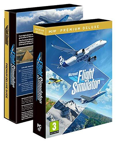 🥇 Microsoft Flight Simulator – Premium Deluxe Edition