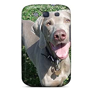 Premium Galaxy S3 Case - Protective Skin - High Quality For Happy Weim
