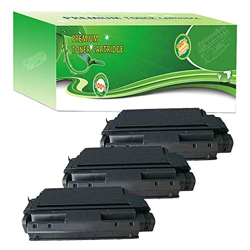 ABCink C3909A 09A Toner Compatible for HP Laserjet 5si,5si Mopier,5si mx,5si nx,8000,8000dn,8000mfp,8000n Printer Toner Cartridge,15000 Yields(3 Pack,Black)