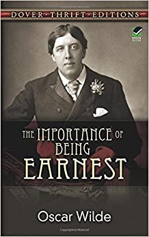Book The Importance of Being Earnest by Oscar Wilde (1990-07-01)