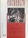 img - for Encuentro de la cultura cubana.homenaje a mariel.numero 8-9.primavera-verano de 1998. book / textbook / text book