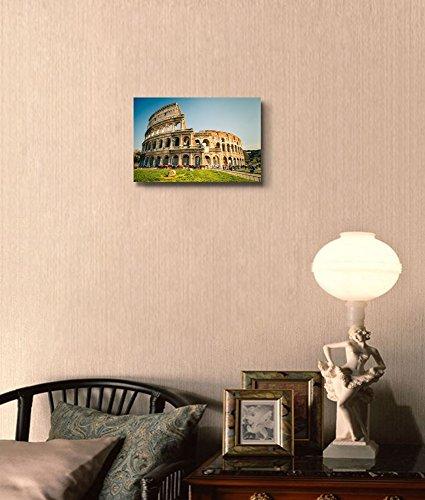 Famous Landmark Landscape Coliseum in Rome Home Deoration Wall Decor