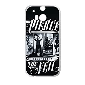 Pierce the Veil unique design Cell Phone Case for HTC One M8