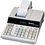 Monroe Ultimate Ivory 2020 Plus II Ivory Calculator