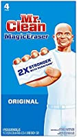 Mr. Clean Magic Eraser Original 4 Count- Packaging May Vary