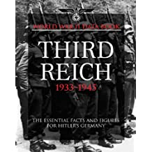 The Third Reich: Facts, Figures and data for Hitler's Nazi Regime, 1933-45 (World War II Germany)