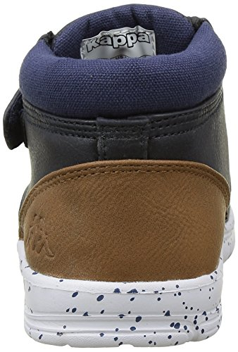 Kappa Jungen Cit V Phylon Sneaker Blau - Bleu (901 Navy/Brown)
