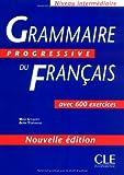 Grammaire Progressive du Francais, Maia Gregoire and Odile Thievenaz, 2090338482