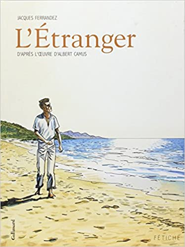 L'Étranger pdf, epub ebook