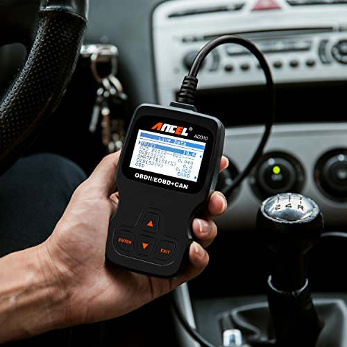 ANCEL AD310 Classic Enhanced Universal OBD II Scanner Car Engine Fault Code Reader CAN Diagnostic Scan Tool-Black by ANCEL (Image #6)