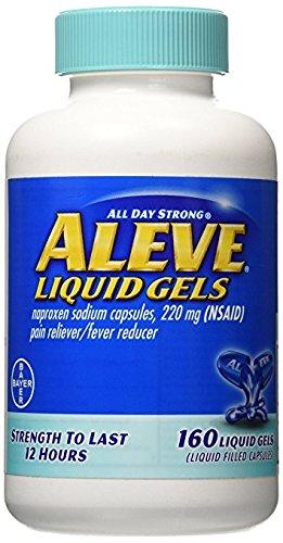 Aleve Liquid Gels 510fA06IIeL
