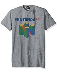 Men's N64 Logo Short Sleeve T-Shirt
