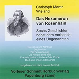 Das Hexameron von Rosenhain Hörbuch