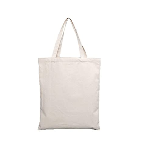 Totalizador Blanco de la Lona Bolsas de algodón Bolsas de ...
