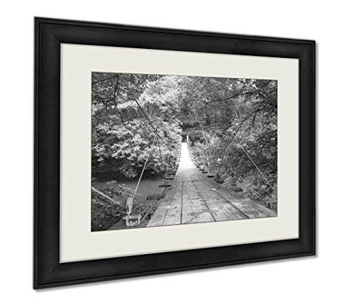 Ashley Framed Prints Princeton Nj, Wall Art Home Decoration, Black/White, 26x30 (frame size), AG6003292 by Ashley Framed Prints