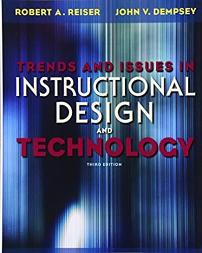 Instructional Design Trends In 2011 Online User Manual