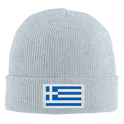 punto gorro Bandera tapa invierno griega Ceniza fresno de cálido 6qxqtTwzU