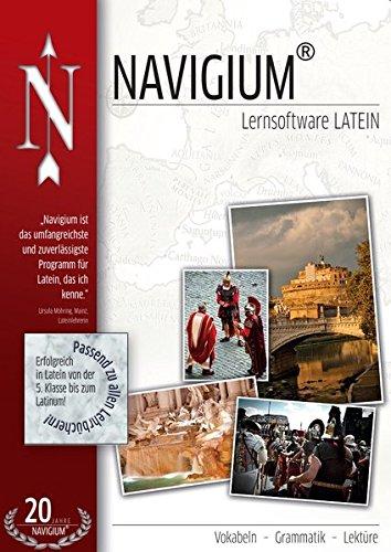 Navigium - Lernsoftware Latein: für Windows, lehrbuchunabhängig