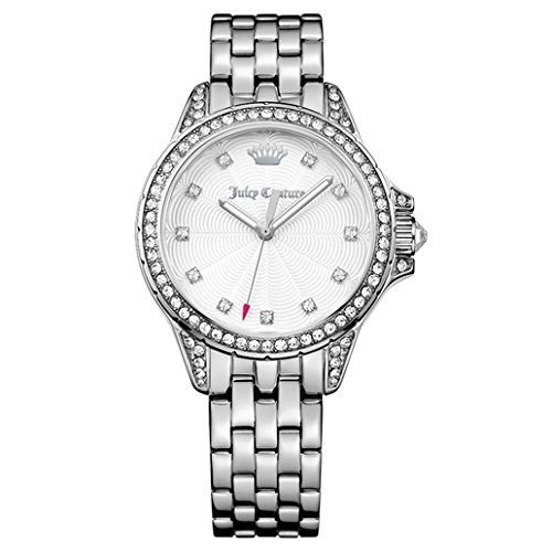 - Juicy Couture Charlotte Crystal Dial Ladies Watch 1901533