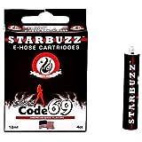 Starbuzz E Hose Cartridge 4 Pack 12 Ml 0 Nic. Simply Mango