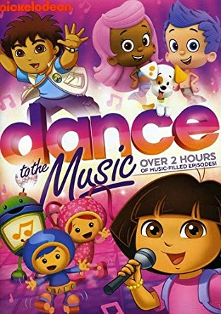 Amazon com: Nickelodeon Favorites: Dance to the Music