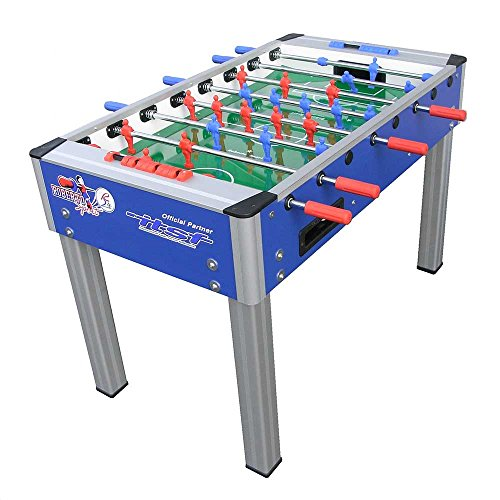 Roberto Sport College Pro International Blue Foosball Table by Roberto Sport