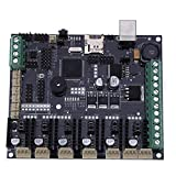 Zamtac 3D Printer Motherboard Megatronics V3 Control Board with Welding AD597 Chip USB 2.0 Full Speed Compatible
