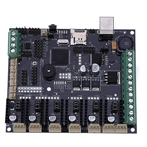 Zamtac 3D Printer Motherboard Megatronics V3 Control Board with Welding AD597 Chip USB 2.0 Full Speed Compatible by GIMAX (Image #1)
