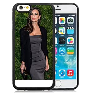 Unique Designed Cover Case For iPhone 6 4.7 Inch TPU With Emily Ratajkowski Girl Mobile Wallpaper Phone Case