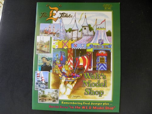 Disney E Ticket Magazine 44 Summer 2006 Walt's Model for sale  Delivered anywhere in USA
